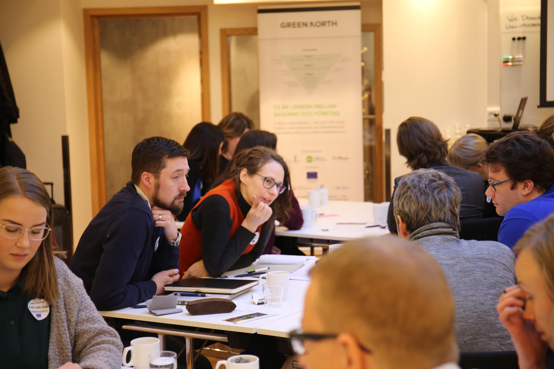 Återblick till workshopen - Från avfall till resurs