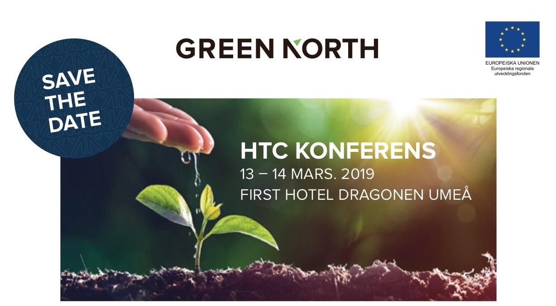 HTC Konferens 13-14 mars i Umeå