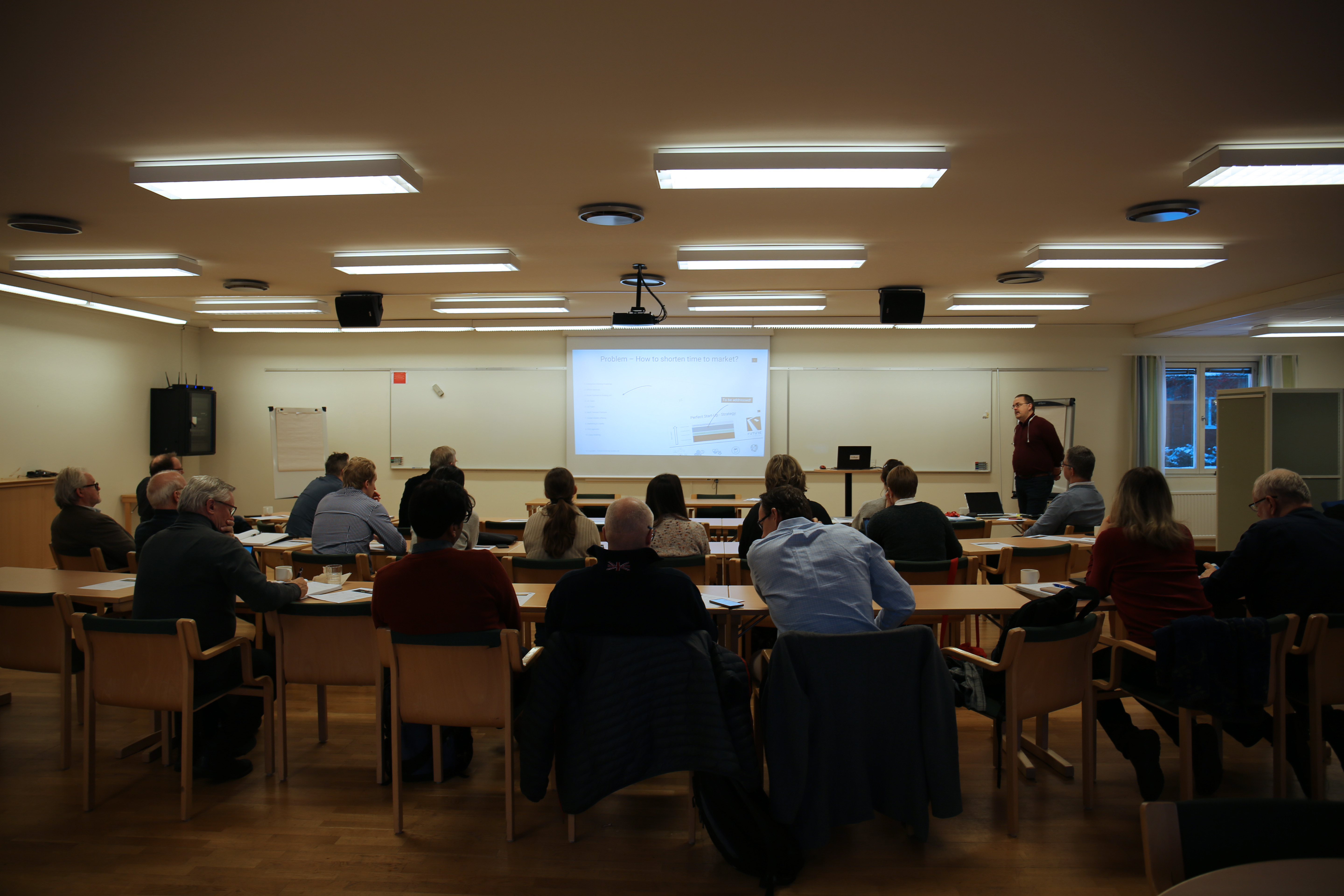 Konferens 3 december: Resultatredovisning och workshop